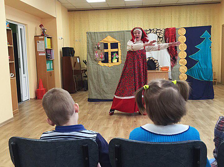 православный сайт спектакль на масленицу